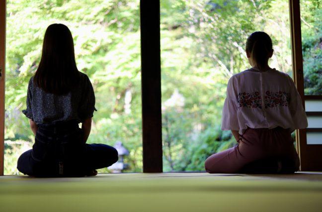 秩父 札所 座禅 デトックス 自然 寺